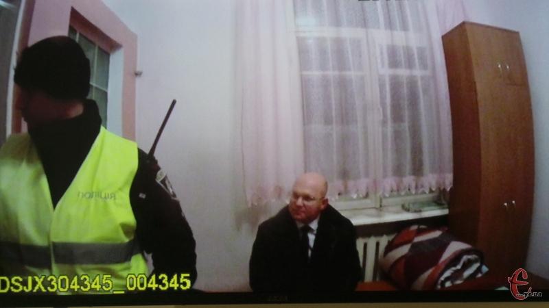 Михайло Кривак подав оскаржує рішення міськрайонного суду