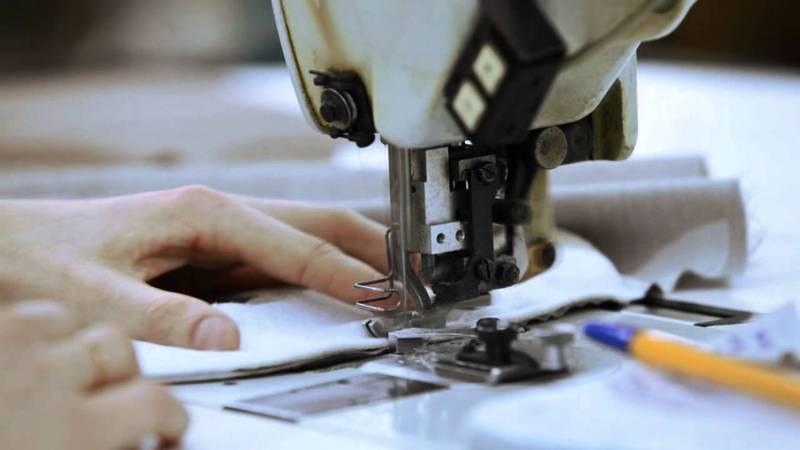 Під час перевірки дев'ятеро працівниць швейного цеху були неоформленими