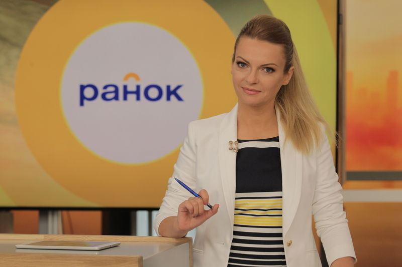 Ведуча програм «Подробиці», «Ранок» та рубрики «Нашъ Кiевъ» поділилася з «Гурманом» своєю улюбленою стравою з баклажанів.