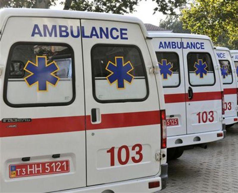 Робота служби дозволить в середньому на 20% зменшити пробіг автомобілів екстреної медичної допомоги