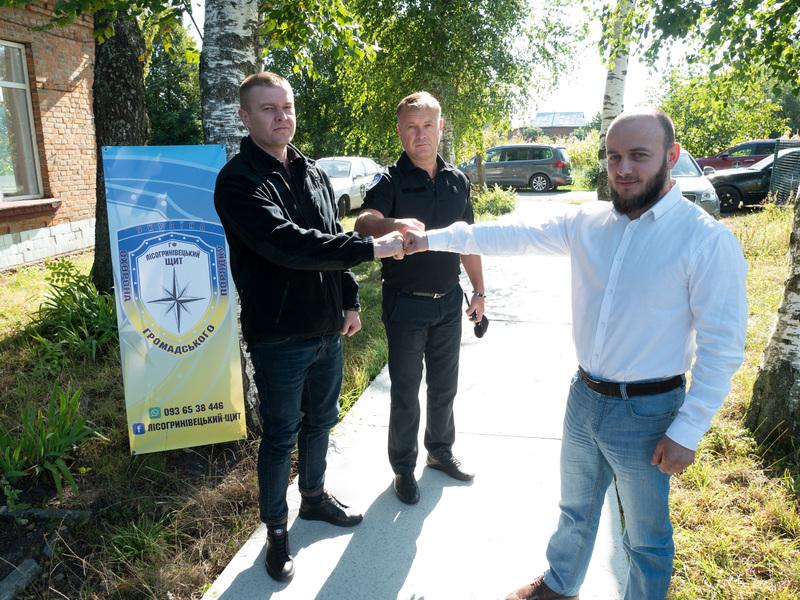 Приклад «Лісогринівецького ЩИТа» надихає і мотивує використовувати їх досвід в інших містечках і селищах області.