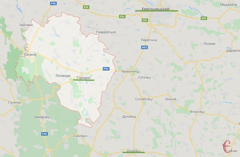 Городоцькі депутати проти поділу району