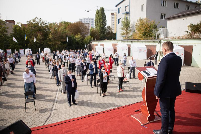 На Хмельниччині, лави партії Юлії Тимошенко нараховують близько 40 тисяч прихильників.