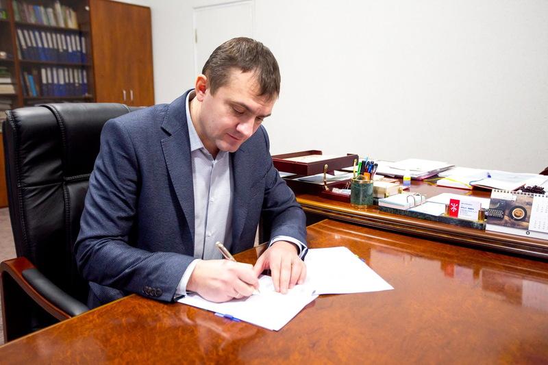 Олександр Симчишин підписав розпорядження про призначення Валентини Штогрин 18 серпня