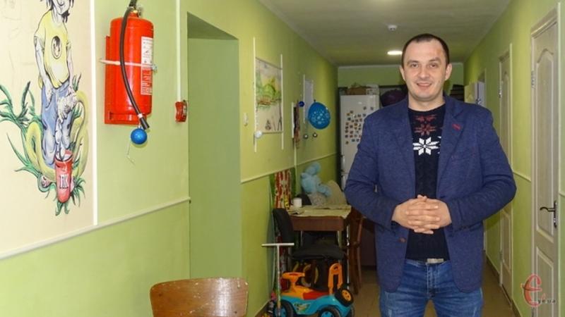 До цього Дмитро Старцун очолював міський центр соціальної підтримки та адаптації