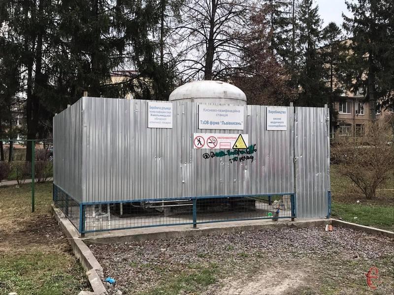 Нинішня ситуація із постачанням медичного кисню у лікарні Хмельницького залишається складною