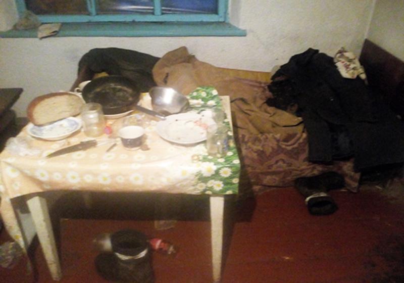 Сімейна сварка в Новоушицькому районі призвела до смерті чоловіка