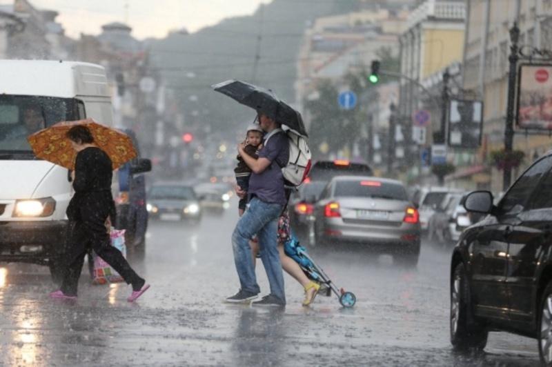 Готуйте парасольки: погода погіршиться