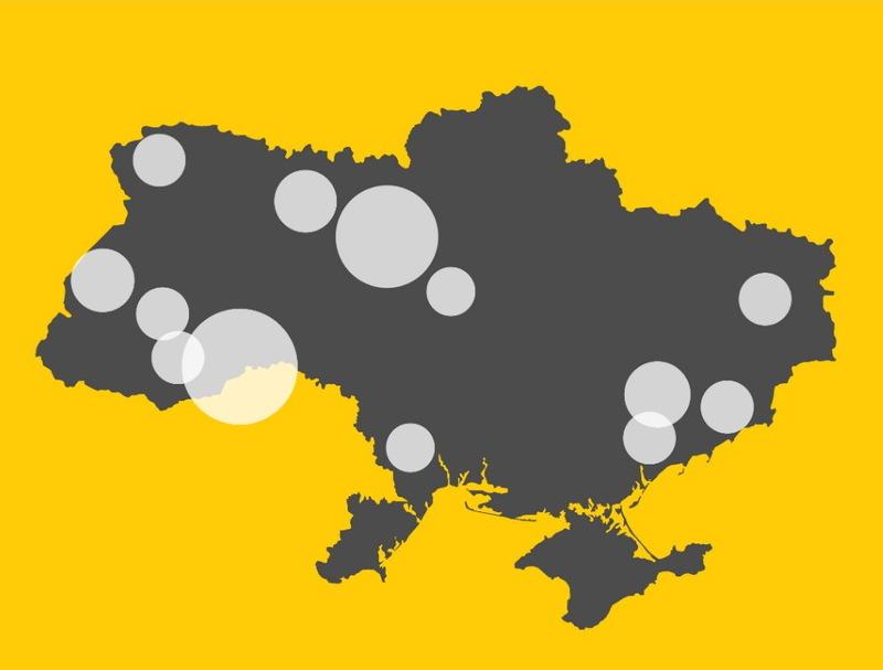 В Україні станом на вечір 25 березня було зафіксовано 145 випадків коронавірусної хвороби COVID-19