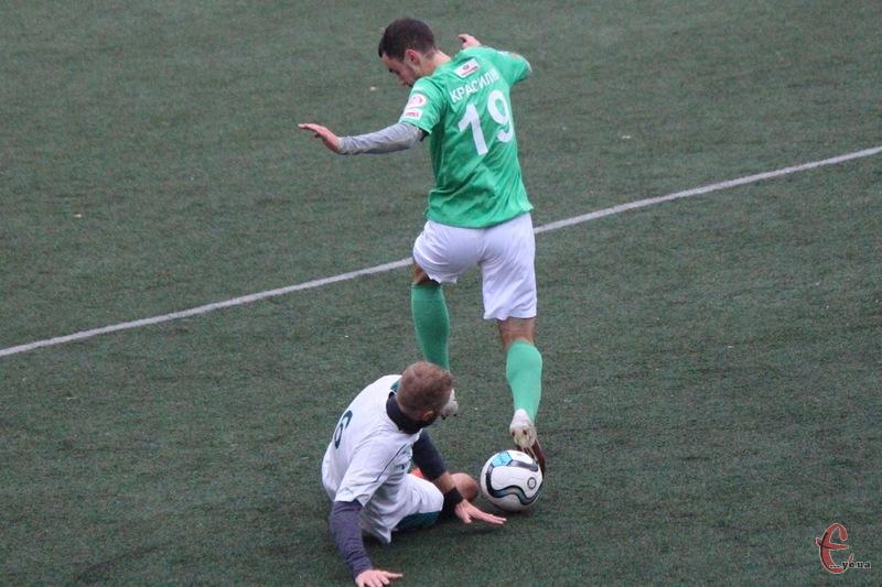 Вже 5 листопада ФК Красилів може здобути одразу шість очок