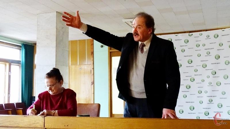 Микола Балема: «Дев'ять років, коли на посаду директора філармонії прийшов Олександр Драган, стали для мене «складними»