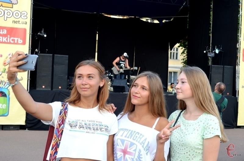 Фестиваль «Арт-місто» відбувся у Хмельницькому 2 серпня
