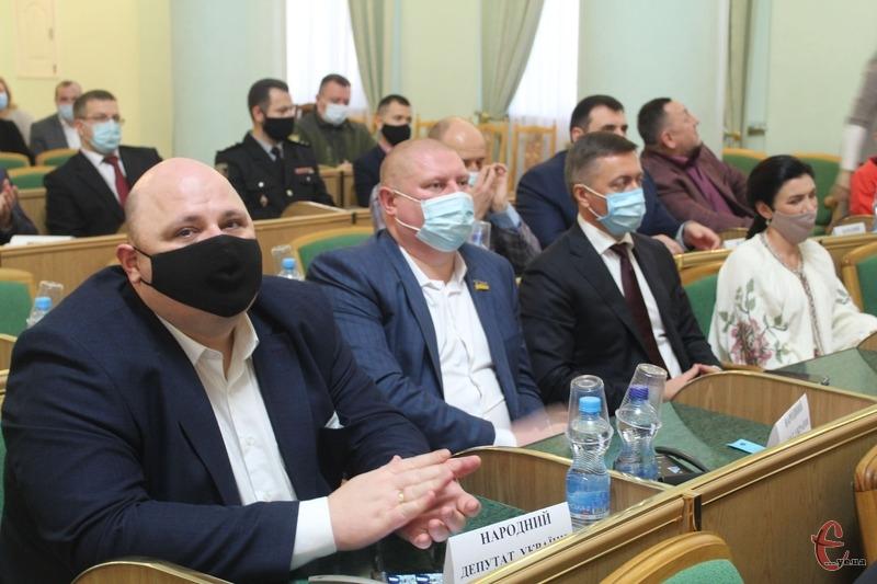 Наразі інтереси Хмельниччині у парламенті представляє 12 народних обранців