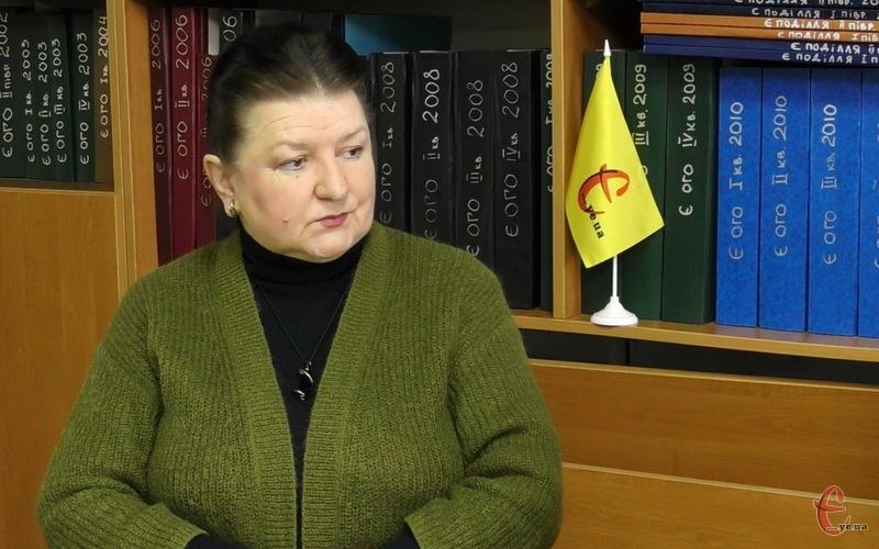На думку Світлани Кабачинської, в державі є такі реформи, які поки що не на часі