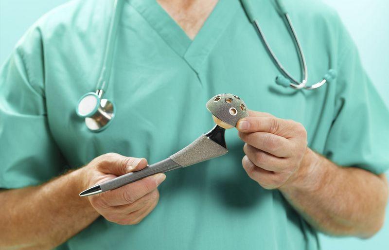 Пацієнтів, які потребують ендопротезування щороку збільшується