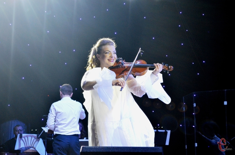 Концерт Майї Онищук відбувся 14 березня