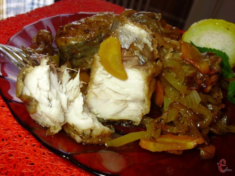 Старовинний рецепт іспанської кухні.