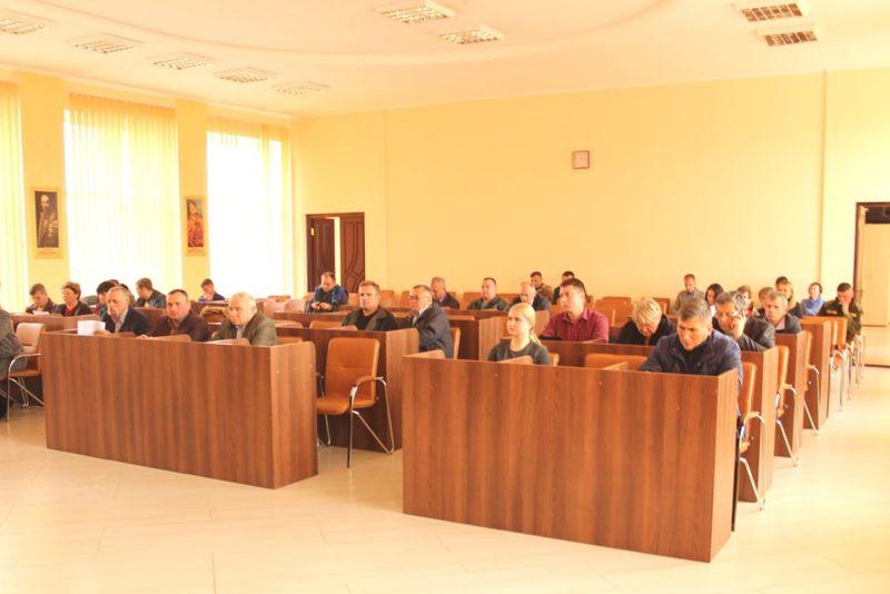 Славутські депутати майже одноголосно проголосували за звернення до державної влади