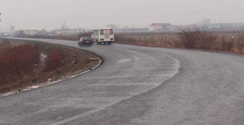 Стан покриття доріг – мокрий