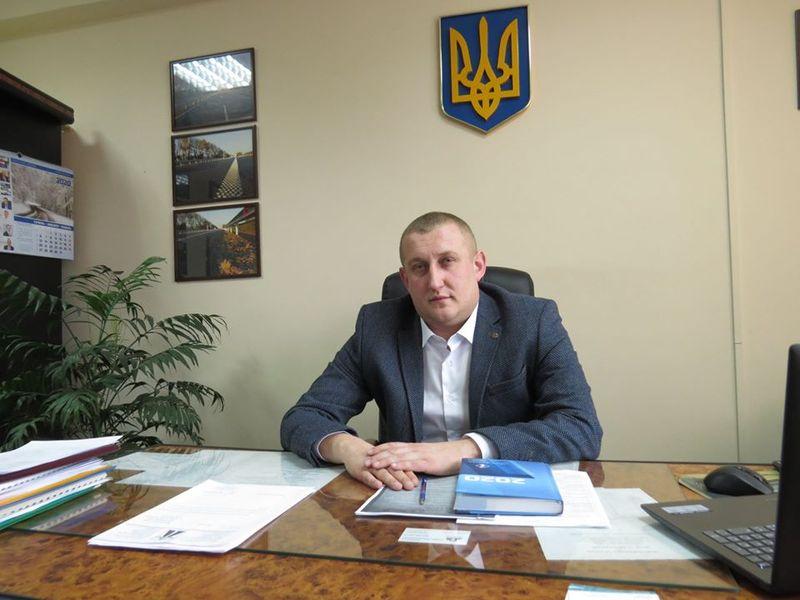 Виконувачем обов'язків начальника Служби автомобільних доріг у Хмельницькій області Василь Гордєєв