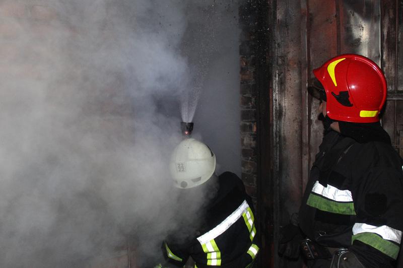 На одній пожежі загнув чоловік
