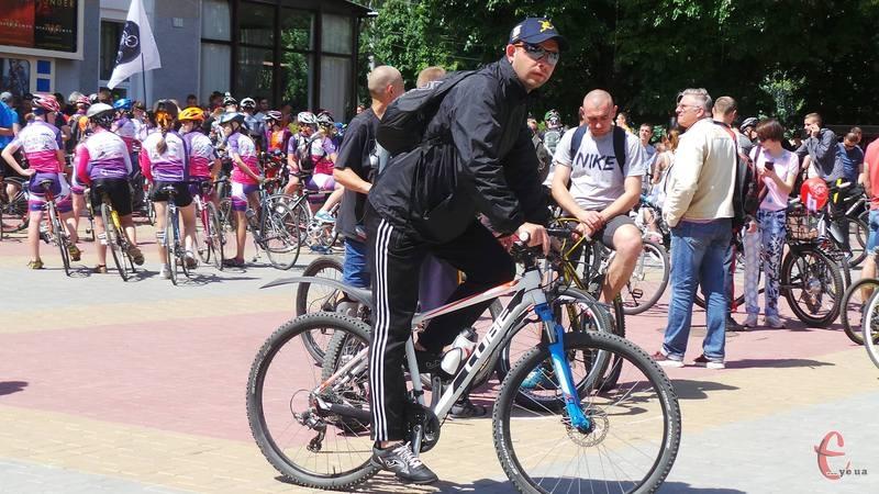Часто велосипедисти самі стають винуватцями ДТП