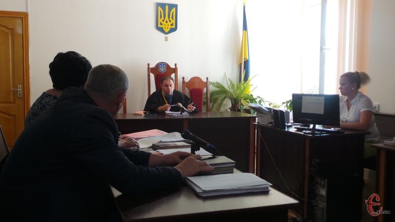 Під час засідання 15 червня заслухали двох свідків