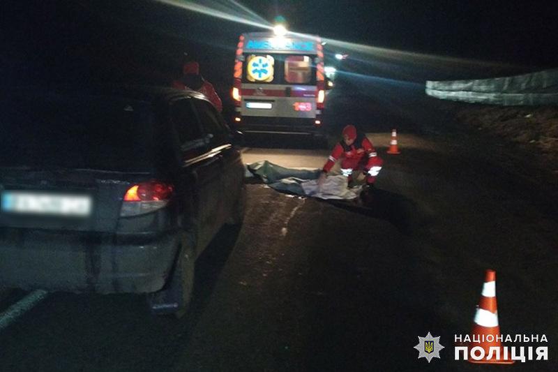 Аварія сталася у селі Антонівці. Фото: hm.npu.gov.ua