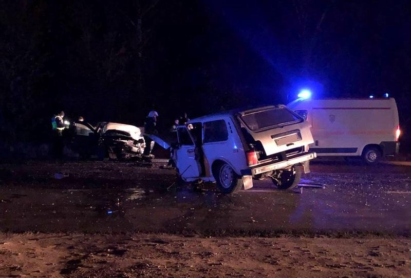 Аварія сталася близько 17-ої години