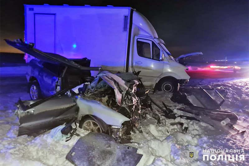 Аварія відбулася минулого вечора