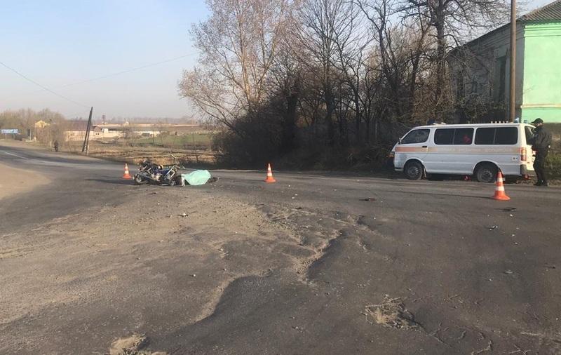 Аварія сталася у Летичівському районі