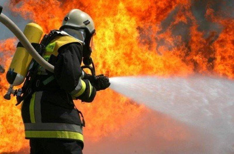 Не обійшлося на пожежі без постраждалих