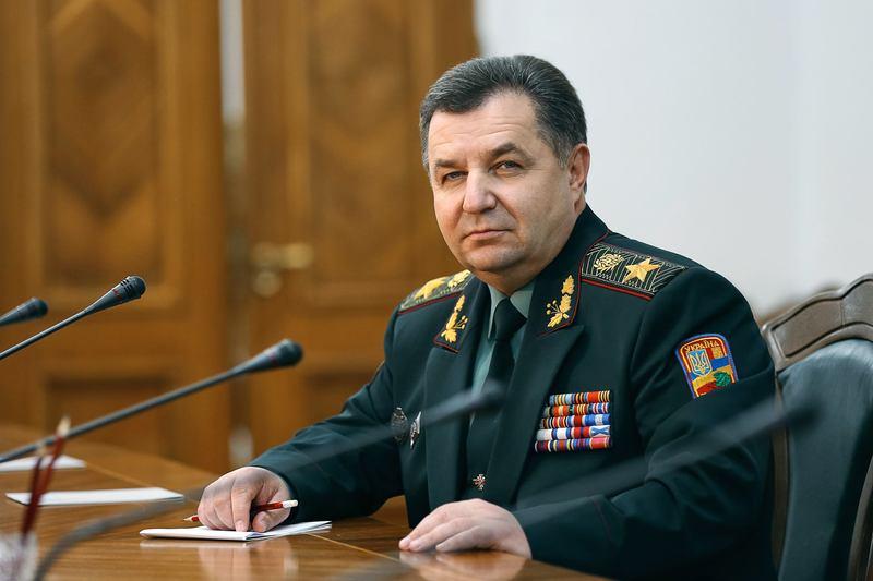 Степан Полторак відвідає Хмельниччину з робочим візитом.