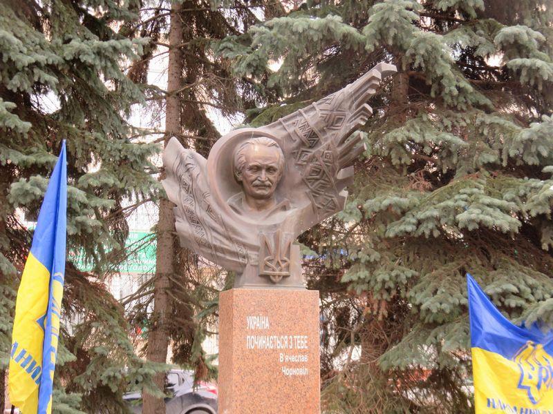 24 березня минає 19 років з дня смерті Чорновола.