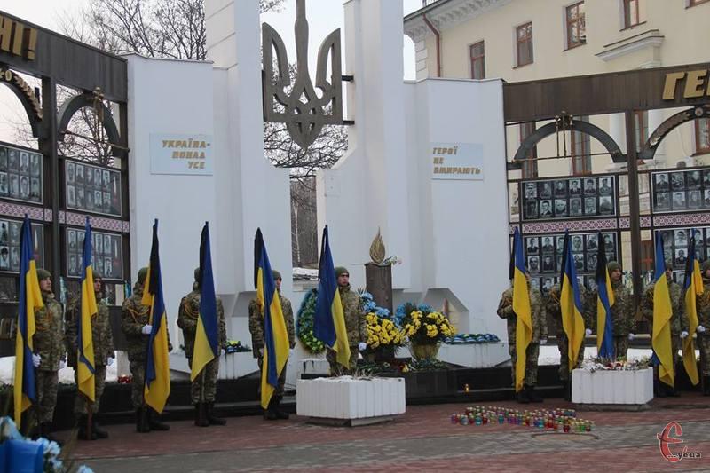 На площі молитимуться за мир
