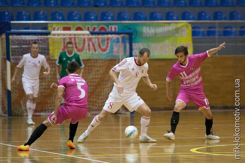 17 травня в Харкові відбудеться другий матч між Локомотивом та Спортлідером+