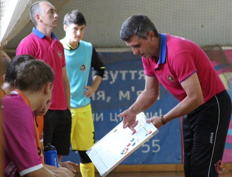 Роман Ковальчик, головний тренер Спортлідера+ залишився задоволеним підготовкою команди до нового чемпіонату