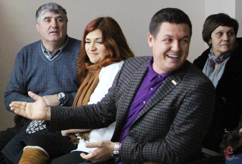 Дмитро Нагута (праворуч) своєї провини не визнає