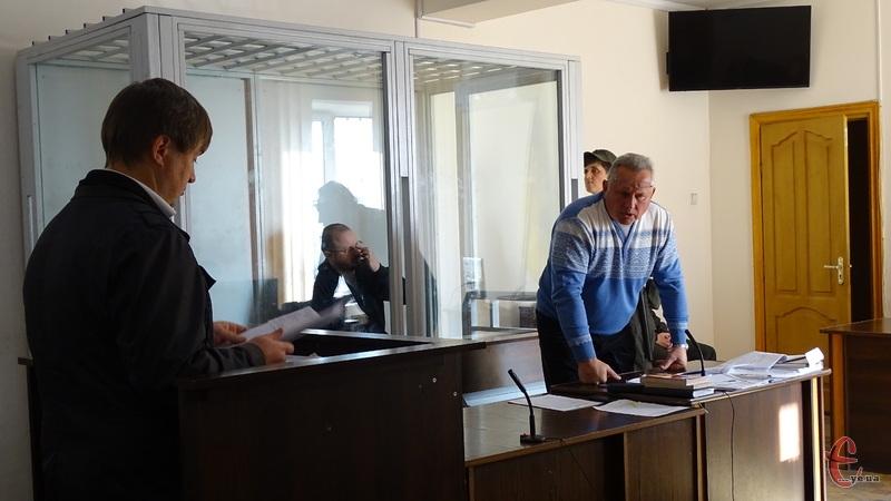 У суді слухали цивільні позови потерпілих
