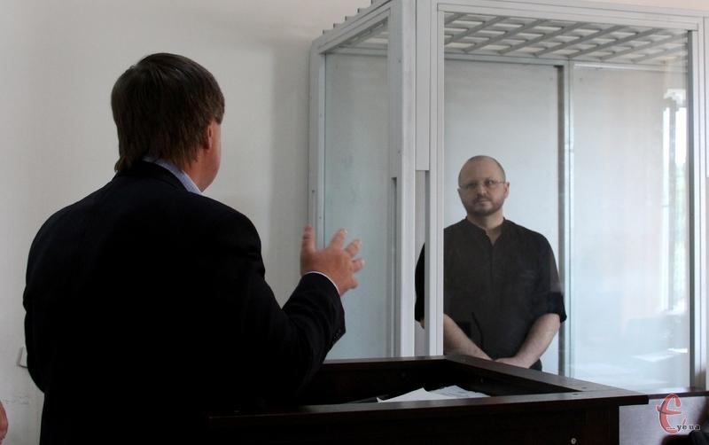 Роману Миколаїву зачитали вирок суду