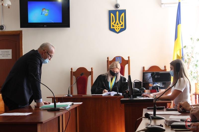 Через відсутність свідків суд у справі Софії Чорнобай перенесли на інший день