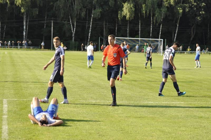 Арбітр Юрій Іванов стверджує, що після матчу Агробізнес-Минай його побили в суддівській кімнаті