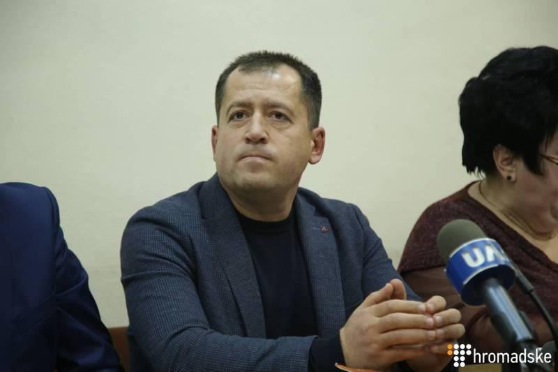 Віктор Крайтор, екс-очільник управління СБУ в Хмельницькій області, якого підозрюють в тому, що він дав наказ 19 лютого 2014 року стріляти в активістів Революції Гідності в Хмельницькому
