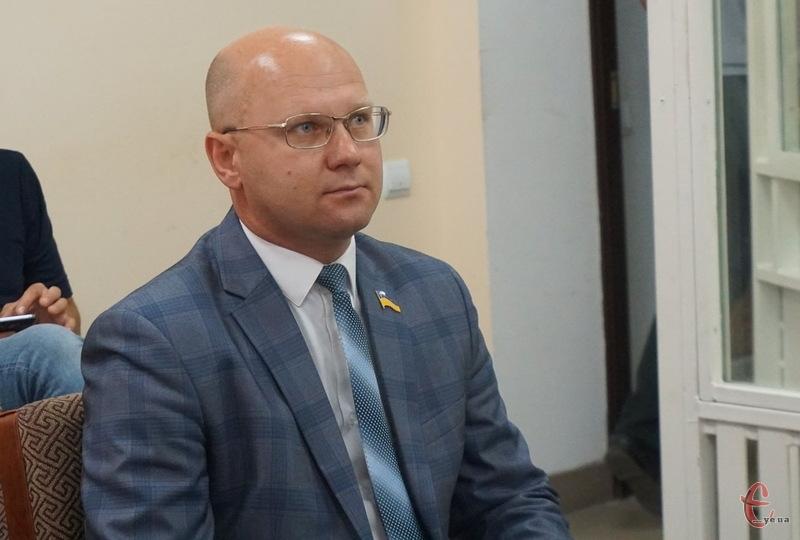 Секретар Хмельницької міської ради Михайло Кривак каже, що не довіряє Драгеру, бо не був за кермом у нетверезому стані