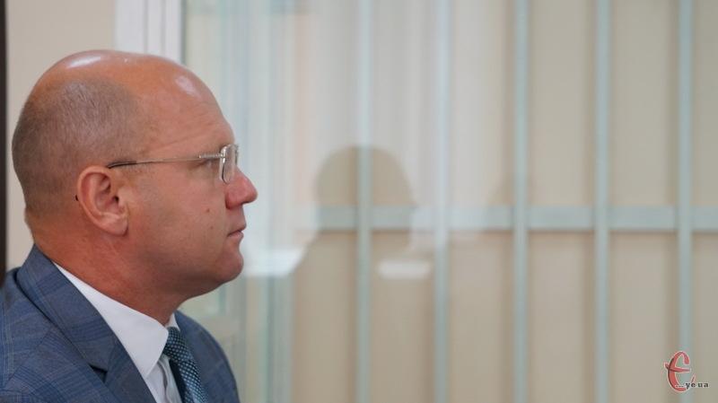 Михайло Кривак оскаржує рішення Хмельницького міськрайонного суду