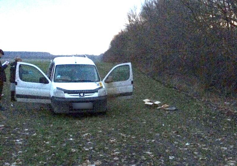 Автомобіль хмельничанина знайшли в Ярмолинецькому районі, а ось водія... у Чемеровецькому