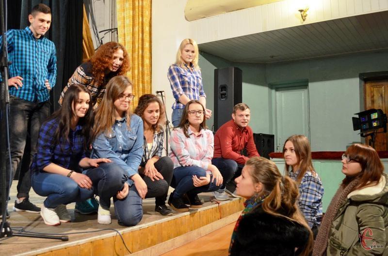 16 листопада відбулася генеральна репетиція перед фіналом конкурсу.