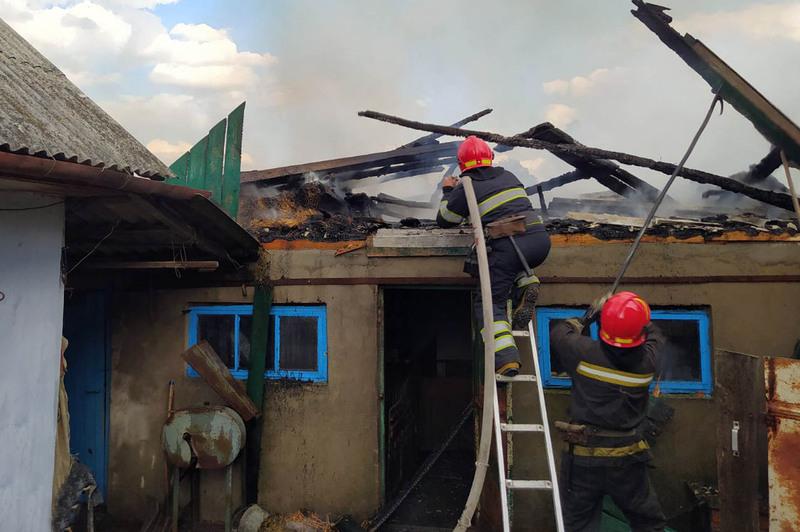 З початку року на Хмельниччині сталося 956 пожеж