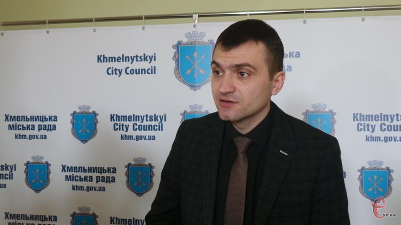 Симчишин: єдиним варіантом продовження фінансування закладів профтехосвіти з казни міста є напрацювання спільної так званої