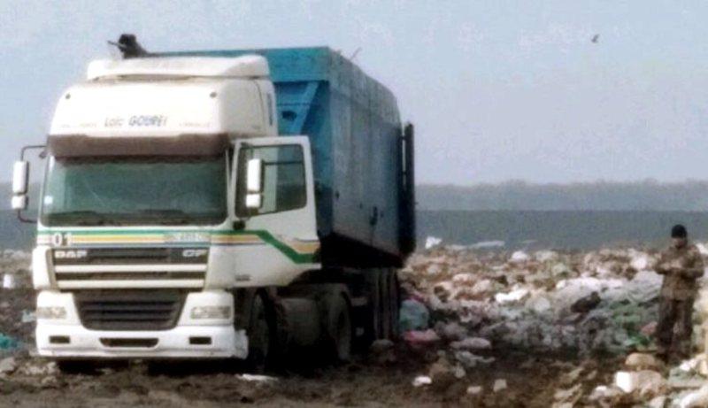 На полігон вивезуть 100 тонн сміття